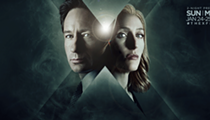 Netflix and Chill: <i>The X-Files</i> and Pizza