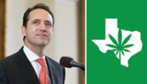 Progress Texas Talks Medical Marijuana Reform with Sen. José Menéndez