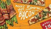 Bacon Dreams Come True at Central Market's Annual Bacon Fest