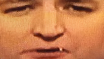 Did Ted Cruz Eat a Booger On Live TV?