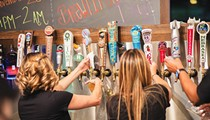 Beer, Beer & More Beer at Brass Tap