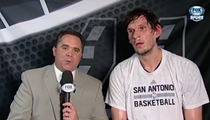 Watch: Boban Marjanovic Drops Career High 19 Points in Spurs Win