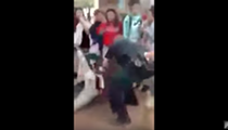 Video Shows San Antonio ISD Officer Slamming Girl to the Ground