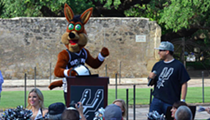 CurrentCast: Former Spurs Coyote Rob Wicall
