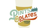 Beer, Beef, and Sick Beats at the Pints & Plates Dinner