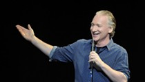 The Majestic Hosts Staunch Political Critic Bill Maher on Saturday