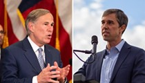 Greg Abbott and Beto O'Rourke spar in what could be a preview of the 2022 governor's race