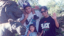 That Time Selena Visited the San Antonio Zoo