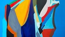 Painter JD Morera Explores the 'Infinite Realm of Abstraction' at Bihl Haus Arts