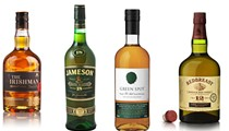 Spirited Imports: Irish Whiskey