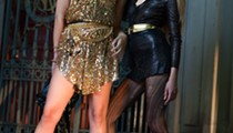 Leighton W. Couture Goes Punk Chic for Saturday's 'Collection Trois'