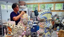 VIA Taps Local Ceramics Master Diana Kersey for New Five Points Installation