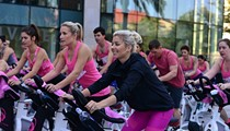 Pedal for Pink