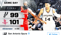 Spurs Stumble in Danny Green's Debut