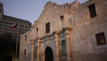 Alamo Master Plan Would Ban Protesting in Alamo Plaza