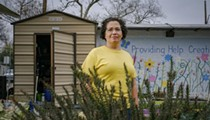 Nurtured with faith, a community garden in San Antonio springs back from the devastating winter storm