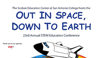 Out in Space, Down to Earth STEM Educator Conference