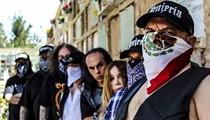 Brujeria, The Casualties, Pinata Protest
