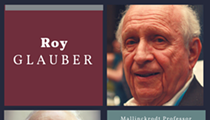 President's Lecture Series With Noble Prize Winner Roy Glauber