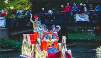 The Texas Cavaliers River Parade