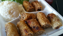 San Antonio 100: Viet-Nam's Crunchy, Chewy, Larger-than-life Spring Rolls