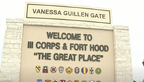 Fort Hood unveils memorial gate named in honor of slain U.S. Army Soldier Vanessa Guillén