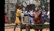 Huzzah! You can now get a COVID-19 vaccination at a Texas Hill Country renaissance faire