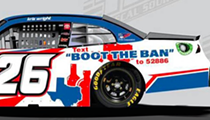 NASCAR's Sam Hunt joins campaign urging Texas lawmakers to allow Sunday liquor sales