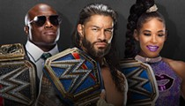 WWE's Monday Night Raw is headed to San Antonio's AT&T Center on August 16