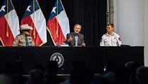 Gov. Greg Abbott says he'll resurrect Trump's border wall, drawing threats of a LULAC lawsuit