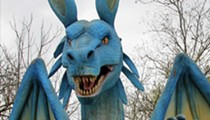 San Antonio Zoo hosts COVID-19 vaccine clinic with free Dragon Forest tickets for participants