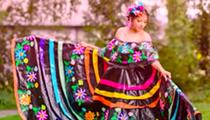 Fiesta San Antonio-worthy duct tape dress wins Stuck at Prom Scholarship Contest
