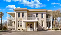 The architect for this King William home also designed Municipal Plaza and the Fairmont Hotel