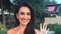 Isis Romero, 10 p.m. anchor for San Antonio's KSAT 12, announces her firing on Facebook