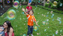 Ruby City and Spare Parts' family-friendly Bubble Fest promotes DIY fun at home