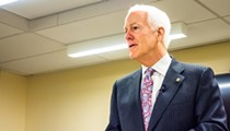 Sen. John Cornyn says he won't support legalizing pot because of, get this, opioid overdoses