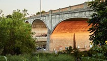 Echo Bridge shows under San Antonio's Roosevelt Ave. are now legal; that's fine with the organizers