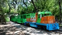 New San Antonio Zoo train embarks on its inaugural ride Monday