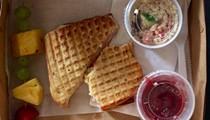 First Impressions: A Healthier Monte Cristo at Scratch Kitchen