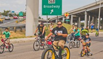 Síclovía Celebrates World Heritage with a Sunday Ride Through Southtown to the Missions