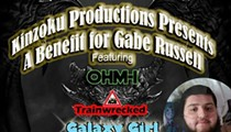 Gabe Russell Benefit Show