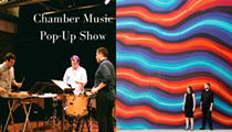 Chamber Music Pop-Up Show at Brick