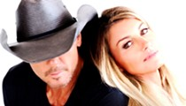 Win tickets to Tim Mcgraw and Faith Hill's S2S Tour!