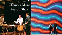 Dig This Chamber Music Pop-Up Show at Brick