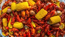 The Cookhouse Is Hosting Its First-Ever Crawfish Boil