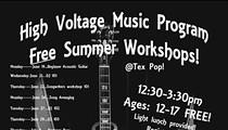Free Music Workshops