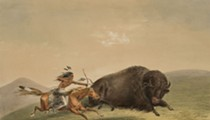 The Briscoe Offers a Rare Look at George Catlin's 'North American Indian Portfolio'
