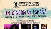 7th Annual Flamenco Dance Recital