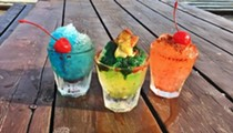 Cool Down with Mini Raspas at Hi-Tones During Happy Hour