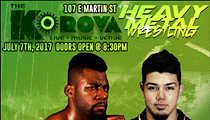 Heavy Metal Wrestling Takes The Korova